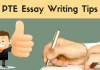 PTE ACADEMIC ESSAY SAMPLES
