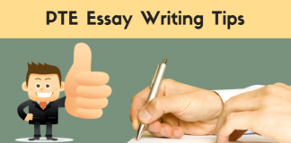 PTE ACADEMIC RECENT SAMPLE ESSAY QUESTION