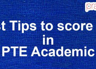 Best PTE Academic Exam Tips