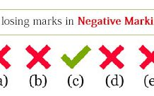 PTE Academic Exam Tips - Negative Marking