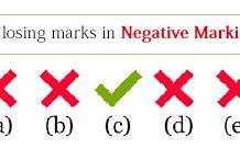 PTE Academic Exam Tips - Negative Marking